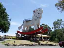 The Big Rockinghorse, SA