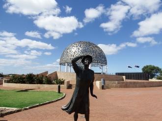 HMAS Sydney II memorial in Geraldton