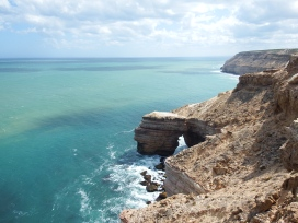Natural Bridge, Kalbarri Coastline