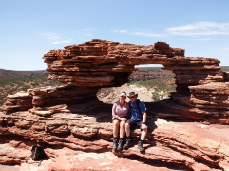 Natures Window, Kalbarri NP