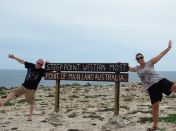We Made It - Steep Point