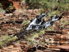 Fortescue Falls - Karijini