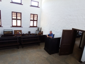 Not guilty your honour - inside the old court house