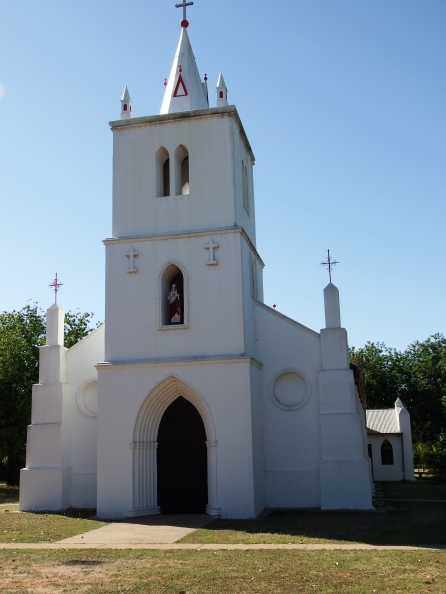 Beagle Bay church