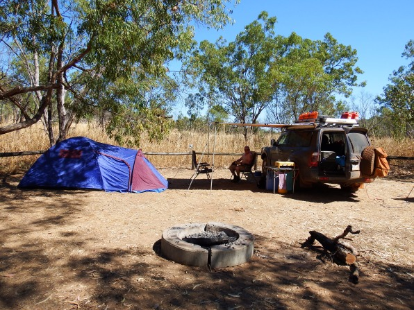 Our Mitchell Plateau Camp