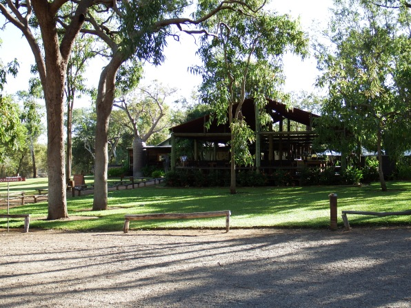 Emma Gorge Resort