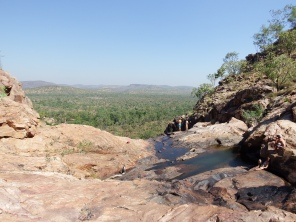 Gunlom - a swimming hole with a view, Kakadu NP