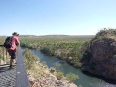 View of Katherine Gorge