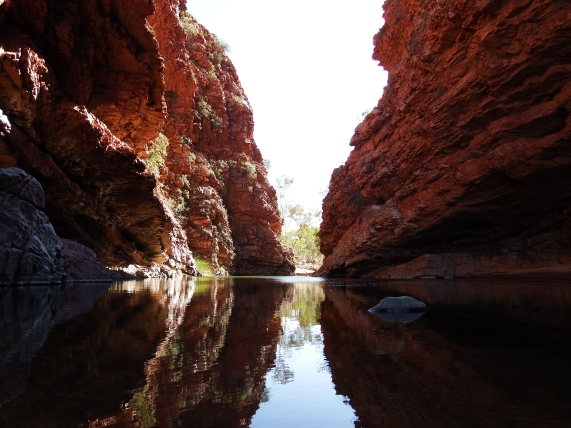 Simpson Gap, Red Centre