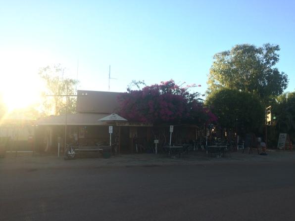 The Daly Waters Pub