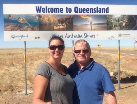 Northern Territory / Queensland Border