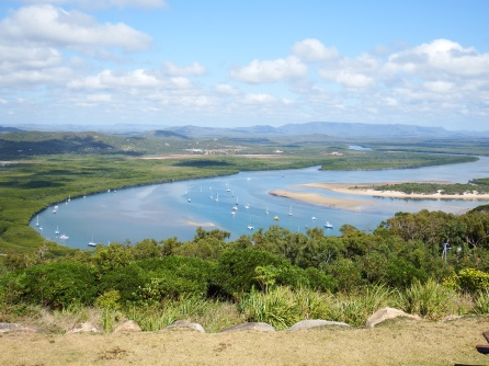 Cooktown - View from Grassy Hill Lookout