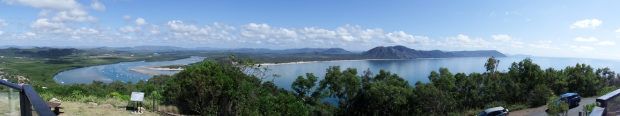 View from Grassy Hill Lookout