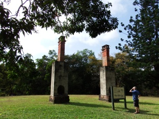 The Chimneys in Danbulla NP