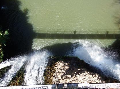 Mena Falls at Paronella Park
