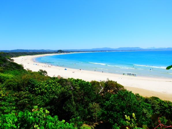 Byron Bay - seriously could it be any more beautiful?