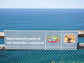 Easterly Point of Australia