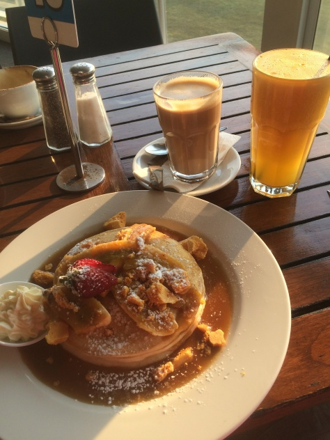 Banana Pancakes - Coffs Harbour